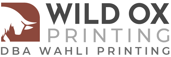 Wild Ox Printing – WAHLI PRINTING
